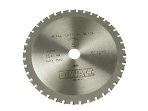 Trim Saw Blade 173 x 20mm x 50T Ferrous Metals