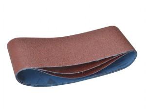 Sanding Belts 356 x 64mm 100G (Pack of 3)