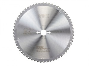 Circular Saw Blade 305 x 30mm x 60T Series 40 Fine Finish