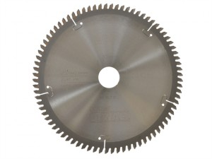 Circular Saw Blade 216 x 30mm x 80T Series 40 Extra Fine Finish