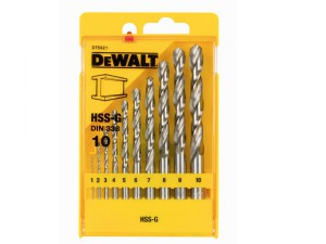 Extreme Metal Drill Bit Set of 10 1 - 10mm