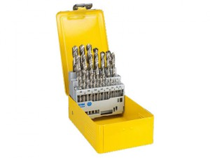 Extreme Metal Drill Bit Set of 29 1 - 13mm