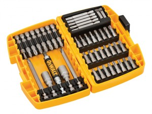 DT71518 Screwdriving Bit Set, 45 Piece