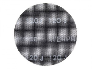 DTM3117 Mesh Sanding Discs 125mm 240G (Pack of 10)