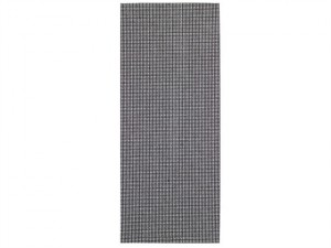1/3 Mesh Sanding Sheets Medium 80 Grit (Pack of 5)