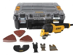 DWE314KT Multi-Functional Tool & Accessories 250 Watt 240 Volt