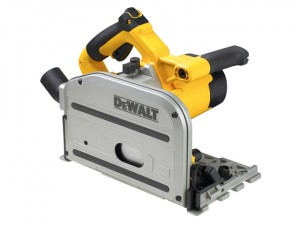 DWS520KT Heavy-Duty Plunge Saw with Guide Rail 1300W 240V