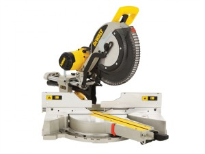 DWS780 305mm Sliding Compound Mitre Saw 1675 Watt 110 Volt