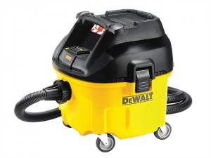 DWV901L Wet & Dry Dust Extractor 30 Litre 1400 Watt 110 Volt