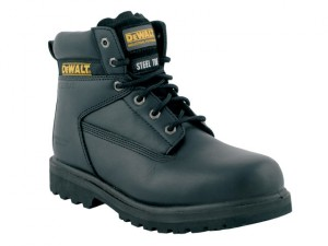 Maxi Classic Safety Boots Black UK 10 Euro 44
