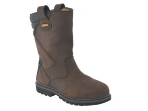 Classic Rigger Brown Safety Boots UK 7 Euro 41