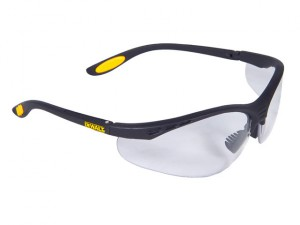 Reinforcer™ Safety Glasses - Clear