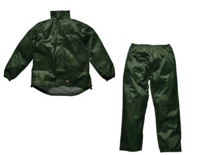 Green Vermont Waterproof Suit - L (44-46in)