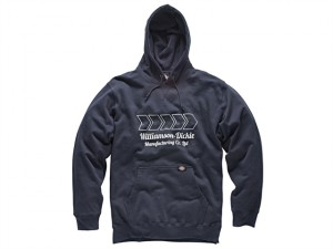 Arkley Navy Hoody - L (44-46in)