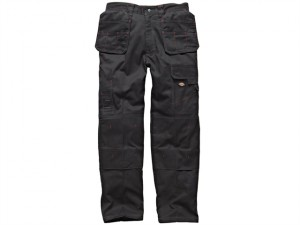 Redhawk Pro Trousers Black Waist 40in Leg 29in