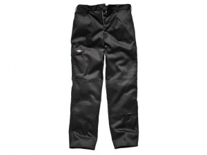 Redhawk Cargo Trousers Black Waist 40in Leg 33in