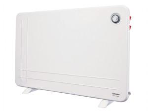 Low Wattage Panel Heater Wall / Floor 24H Timer 800 Watt