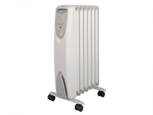 Oil Free Column Heater 1.5kW