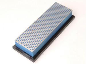 Diamond Whetstone 150mm Plastic Case Blue 325 Grit Coarse