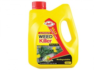 Glyphosate Weed Killer RTU 3 Litre