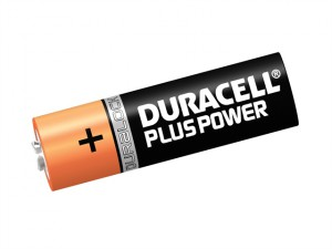 AA Cell Plus Power Batteries Pack of 4 LR6/HP7