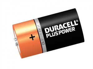 C Cell Plus Power Batteries Pack of 2 R14B/LR14