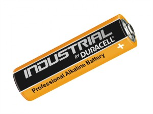 AA Professional Alkaline Industrial Batteries Pack of 10