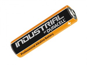 AAA Professional Alkaline Industrial Batteries Pack of 10