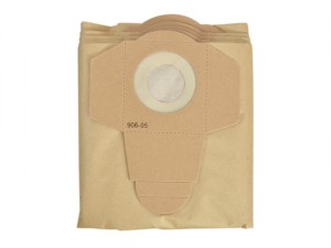 Dust Bags For INOX 1250 Vacuum Pack of 5