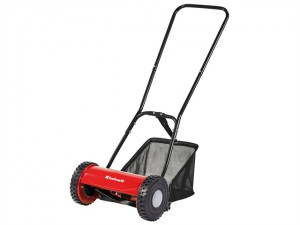 GC-HM 30 Hand Push Lawnmower 30cm Cutting Width