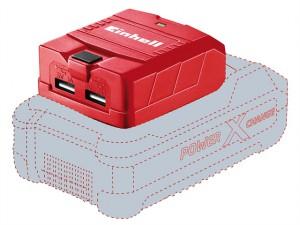 TE-CP 18 LI USB-Solo Power X-Change Battery Adaptor 18V Li-Ion