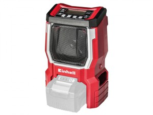TE-CR 18 Cordless Radio 18 Volt Bare Unit