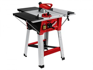 TE-TS 1825U 250mm Table Saw with 3 Side Extensions 1800 Watt 240 Volt