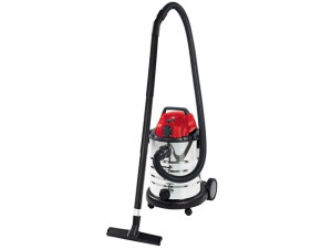 TE-VC 1930 SA Wet & Dry Vacuum With Power Take Off 30 Litre 1500W 240V