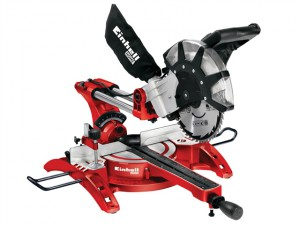 TH-SM 2534 Sliding Cross Cut Mitre Saw 250mm 2350 Watt 240 Volt