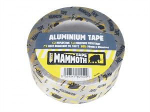 Aluminium Tape 75mm x 45m