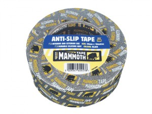 Anti-Slip Tape 50mm x 10m Black