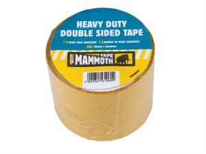 Heavy-Duty Double Sided Tape 50mm x 5m