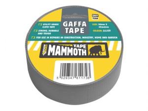 Gaffa Tape Silver 50mm x 45m