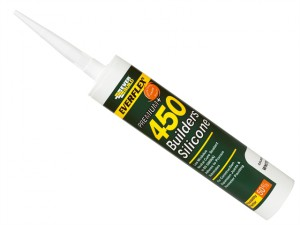 450 Builders Silicone Sealant Oak 310ml