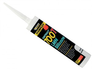 PVCu & Roofing Silicone Sealant C3 Brown 700T