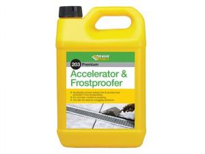 Accelerator & Frostproofer 5 Litre