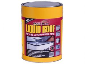 Aquaseal Liquid Roof, Slate Grey 7kg