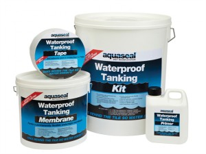 Aquaseal Wet Room System Kit 4.5m²