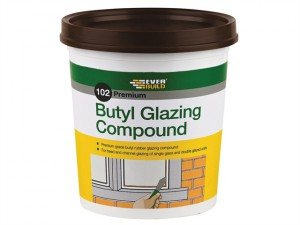 Butyl Glazing Compound Brown 102 2kg