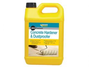 Concrete Hardener & Dustproofer 5 Litre
