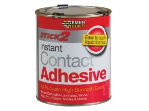 Stick 2 All-Purpose Contact Adhesive 750ml