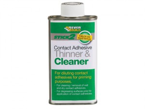 STICK2® Adhesive Thinner & Cleaner 1 Litre