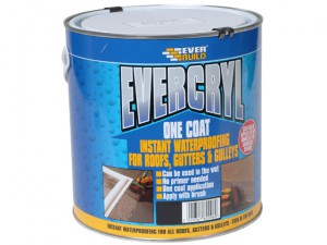 Evercryl One Coat Compound Black 2.5kg