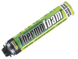 Gun Grade Thermofoam Insulation Foam 750ml